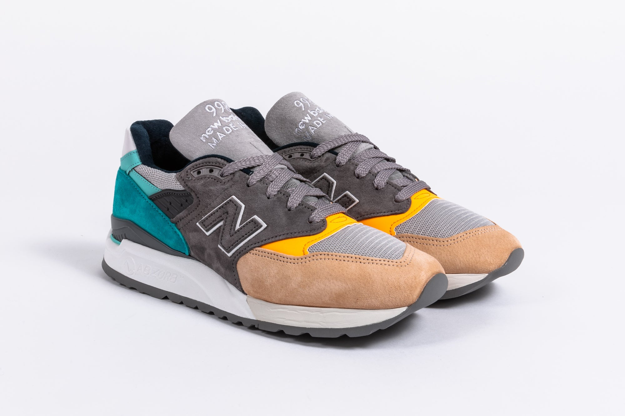 "NEW BALANCE M998AWB ""MADE IN THE USA"""