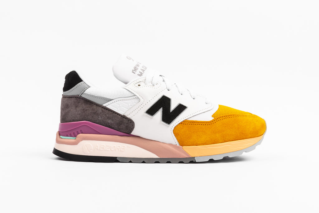 "NEW BALANCE M998PSD ""MADE IN USA"" (COASTAL PACK)"