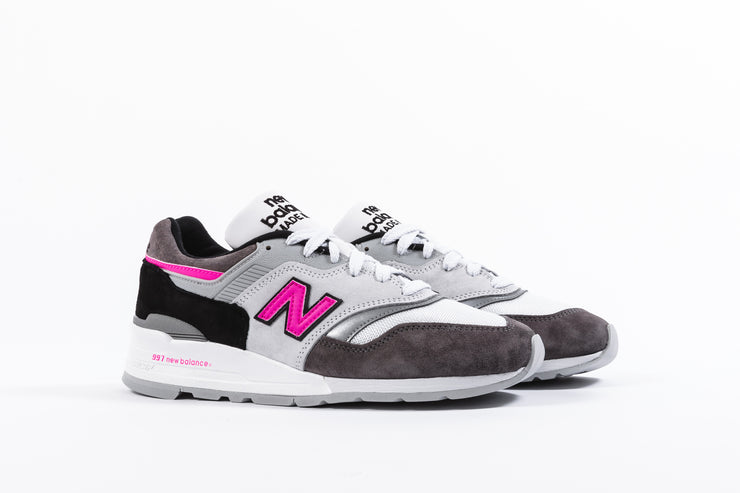 "NEW BALANCE M997LBK ""MADE IN THE USA"""