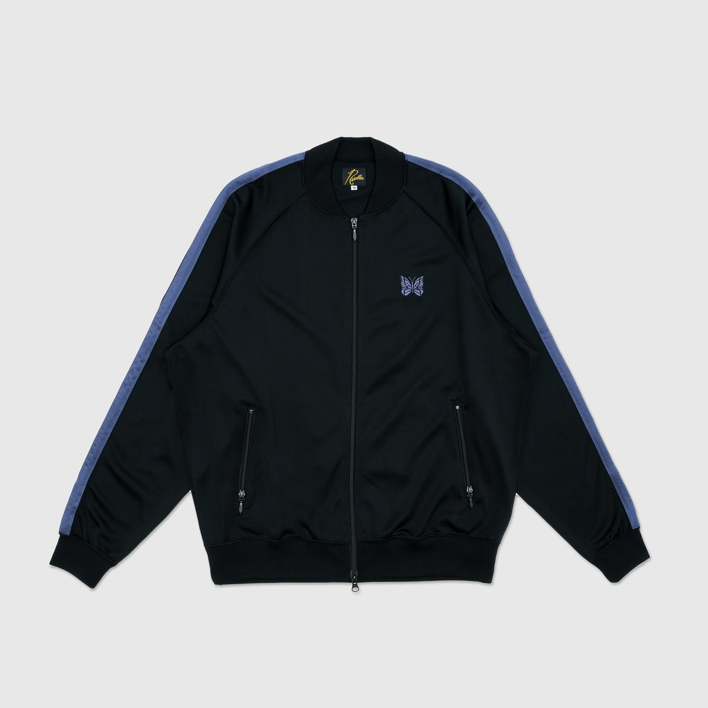 NEEDLES S.L. RIB COLLAR JACKET
