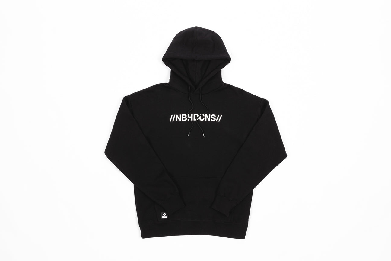 CONVERSE PULLOVER HOODY X NEIGHBORHOOD