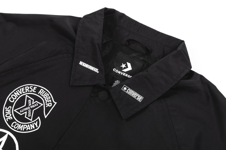 CONVERSE COACH JACKET X NEIGHBORHOOD