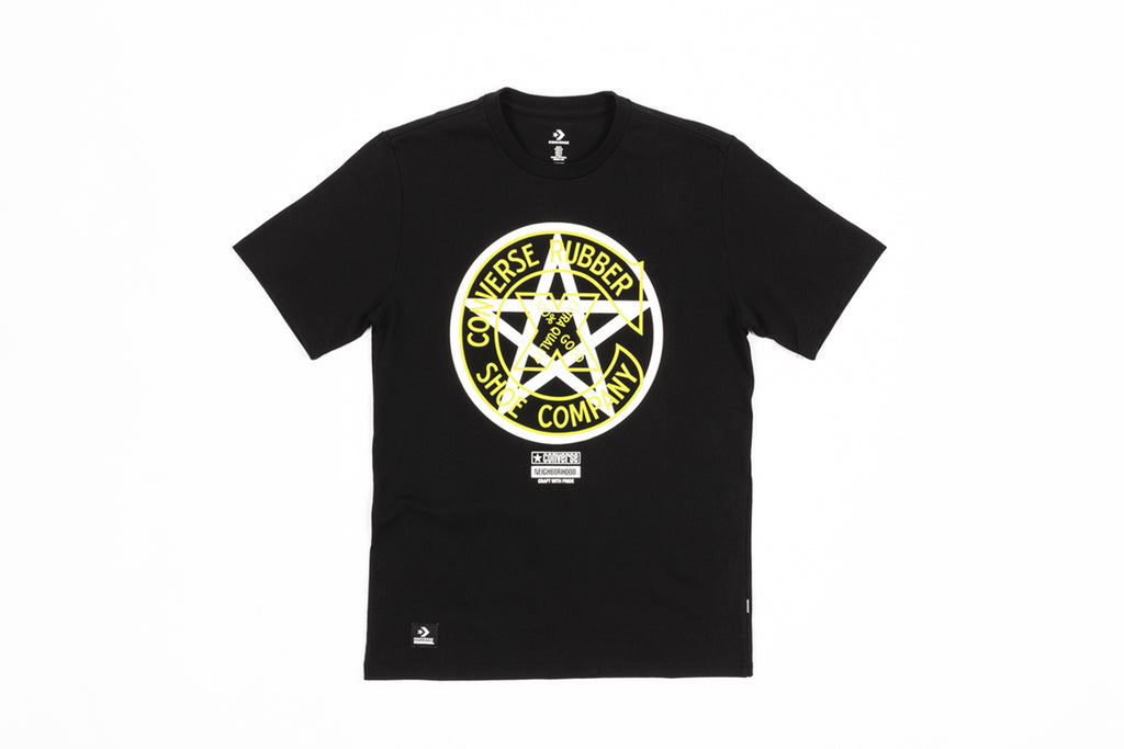 CONVERSE S/S T-SHIRT X NEIGHBORHOOD