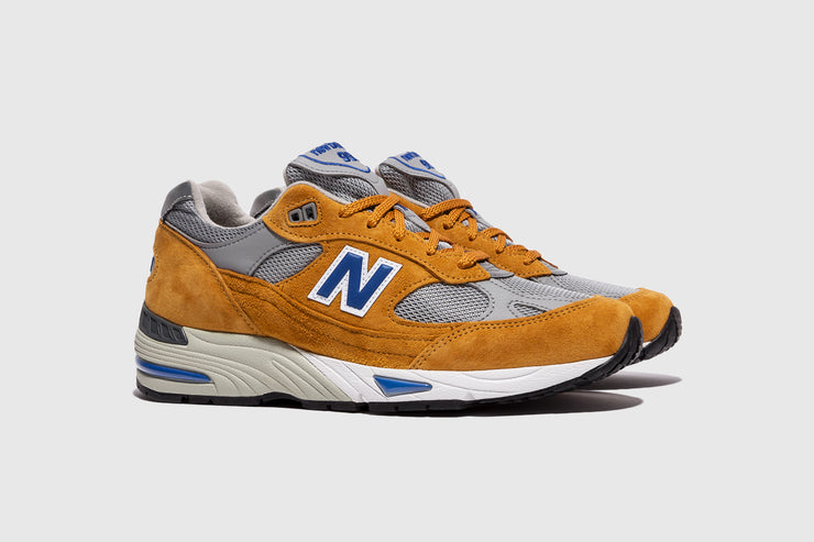 NEW BALANCE M991YBG MADE IN ENGLAND