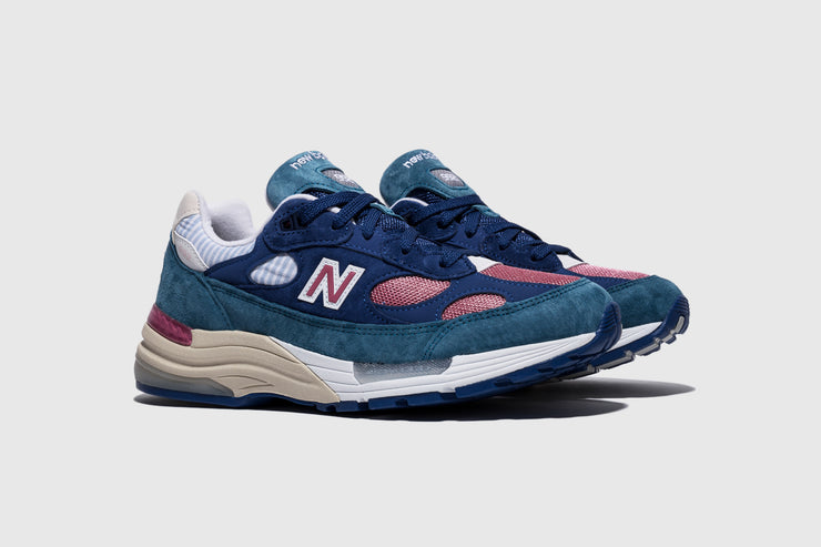 "NEW BALANCE M992NT (MADE IN USA) ""TROPICAL"""