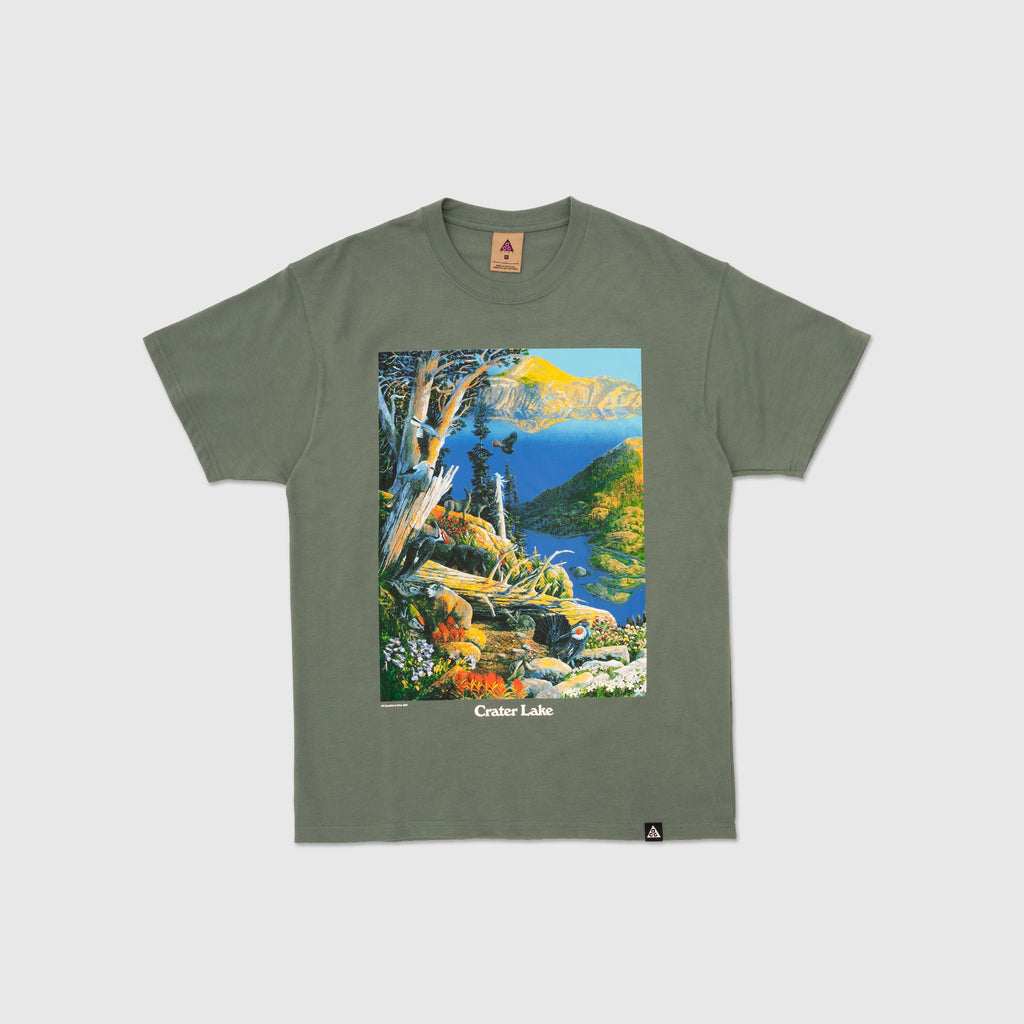 "NIKE ACG ""CRATER LAKE"" T-SHIRT"