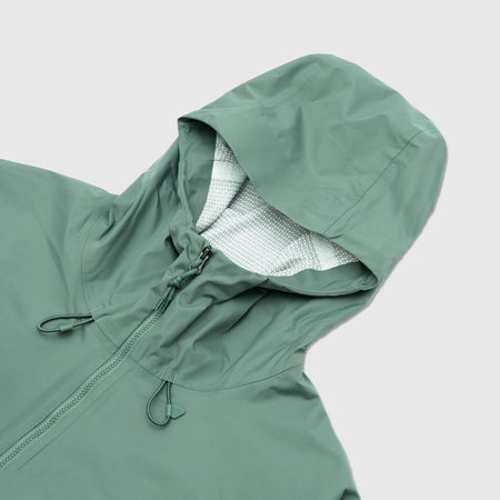 "NIKE ACG ""TUFF NUGGETS"" FULL ZIP RAIN JACKET"