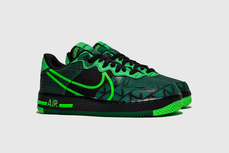 "NIKE AIR FORCE 1 REACT QS ""NAIJA"""