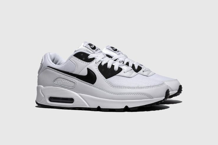"NIKE AIR MAX 90 ""WHITE/BLACK"""