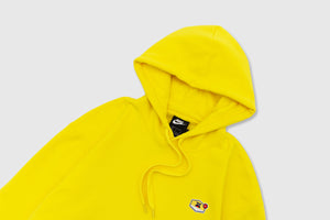 "NIKE AIRMOJI PULLOVER HOODIE ""OPTIC YELLOW"""
