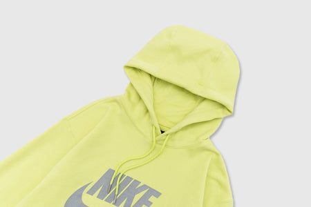 "NIKE REFLECTIVE SWOOSH PULLOVER HOODIE ""LIMELIGHT"""