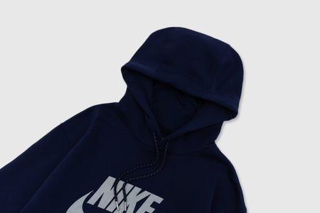 "NIKE REFLECTIVE SWOOSH PULLOVER HOODIE ""MIDNIGHT NAVY"""