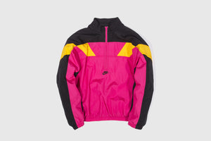 NIKE SPORTSWEAR 1991 RE-ISSUE NYLON HALF ZIP JACKET