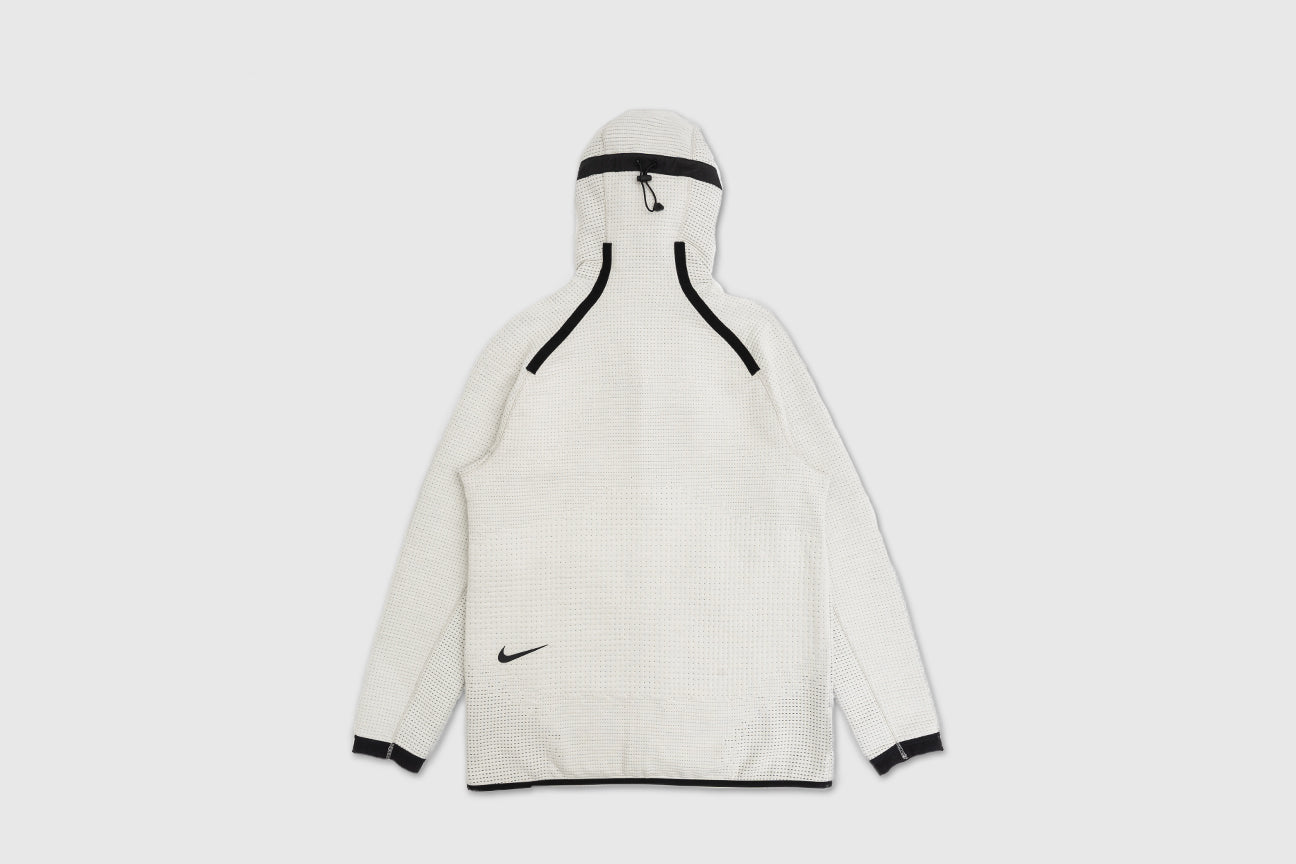 "NIKE TECH PACK FULL ZIP WINDRUNNER HOOD ""LIGHT BONE"""