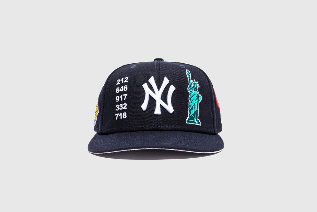 "NEW ERA 59FIFTY YANKEES ""LOCAL MARKET"""