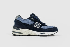 NEW BALANCE M991NVB MADE IN ENGLAND