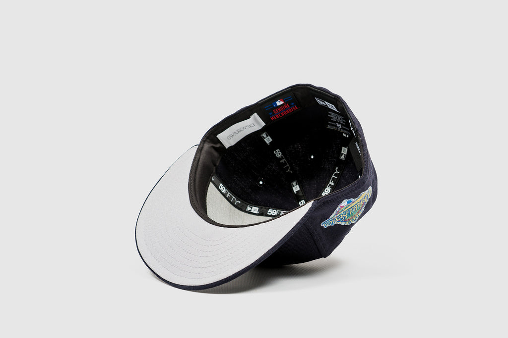 "NEW ERA 59FIFTY NEW YORK YANKEES ""SWAROVSKI"" '96 WS"