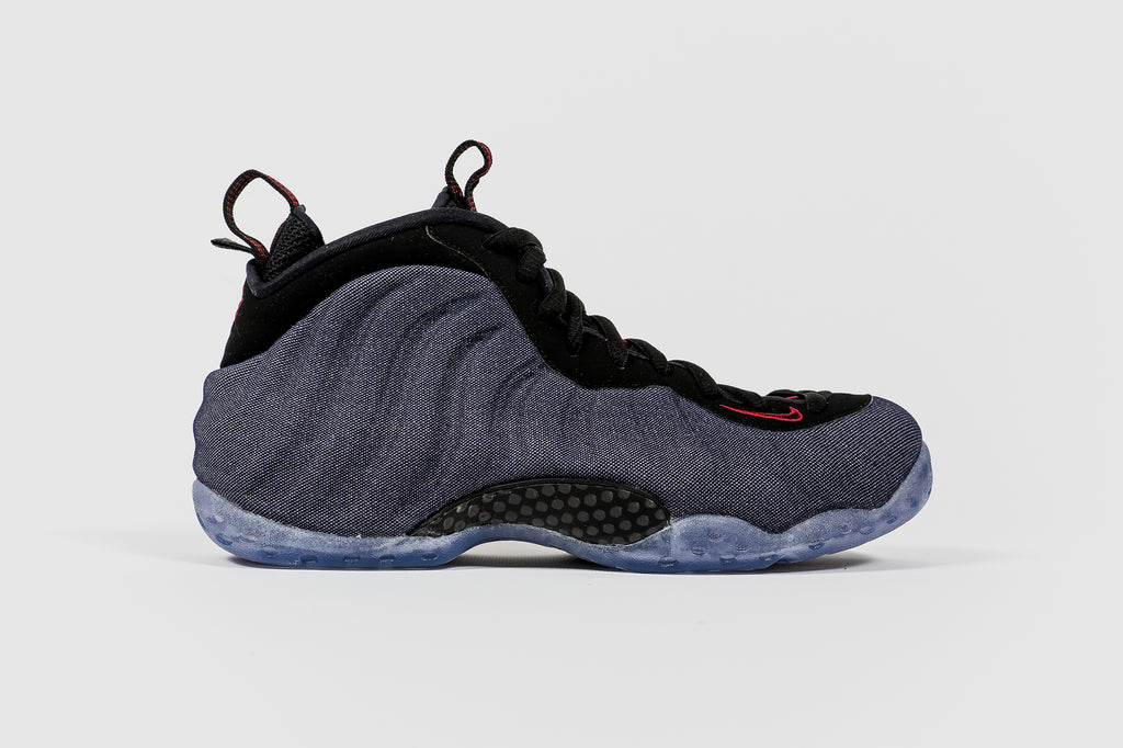 "NIKE AIR FOAMPOSITE ONE ""DENIM"""