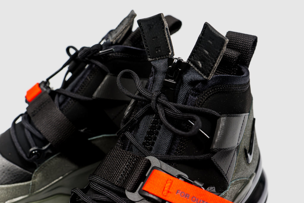 "NIKE AIR FORCE 270 UTILITY ""SEQUOIA"""