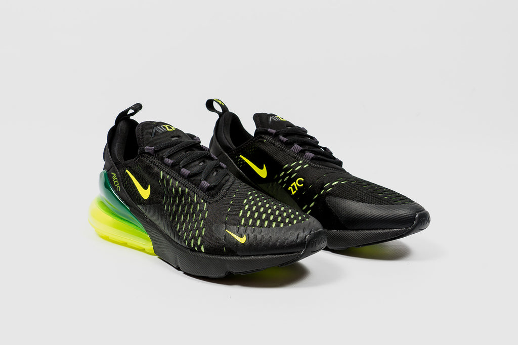 "AIR MAX 270 ""BLACK VOLT"""