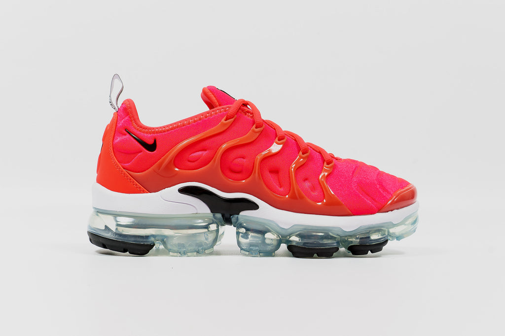 "NIKE AIR VAPORMAX PLUS ""BRIGHT CRIMSON"""