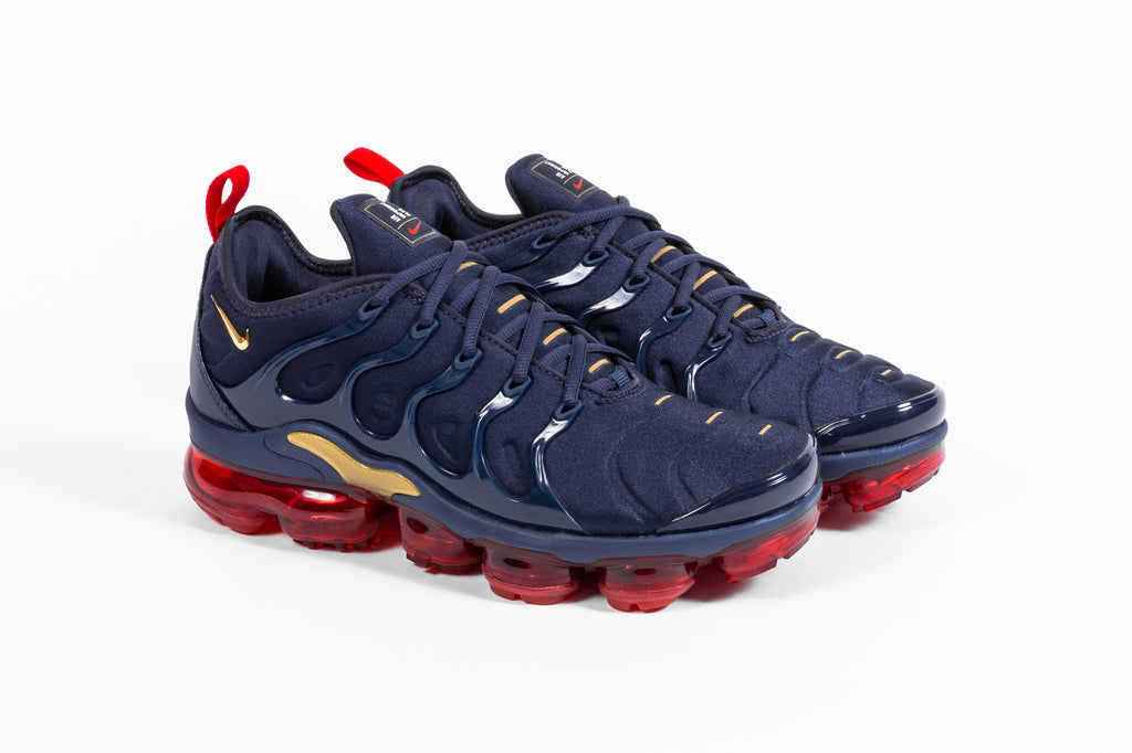 "NIKE AIR VAPORMAX PLUS ""OLYMPIC"""