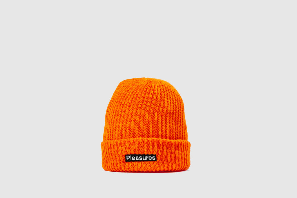 PLEASURES BIOHAZARD BEANIE