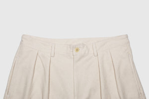 PAA DOUBLE PLEAT SHORT