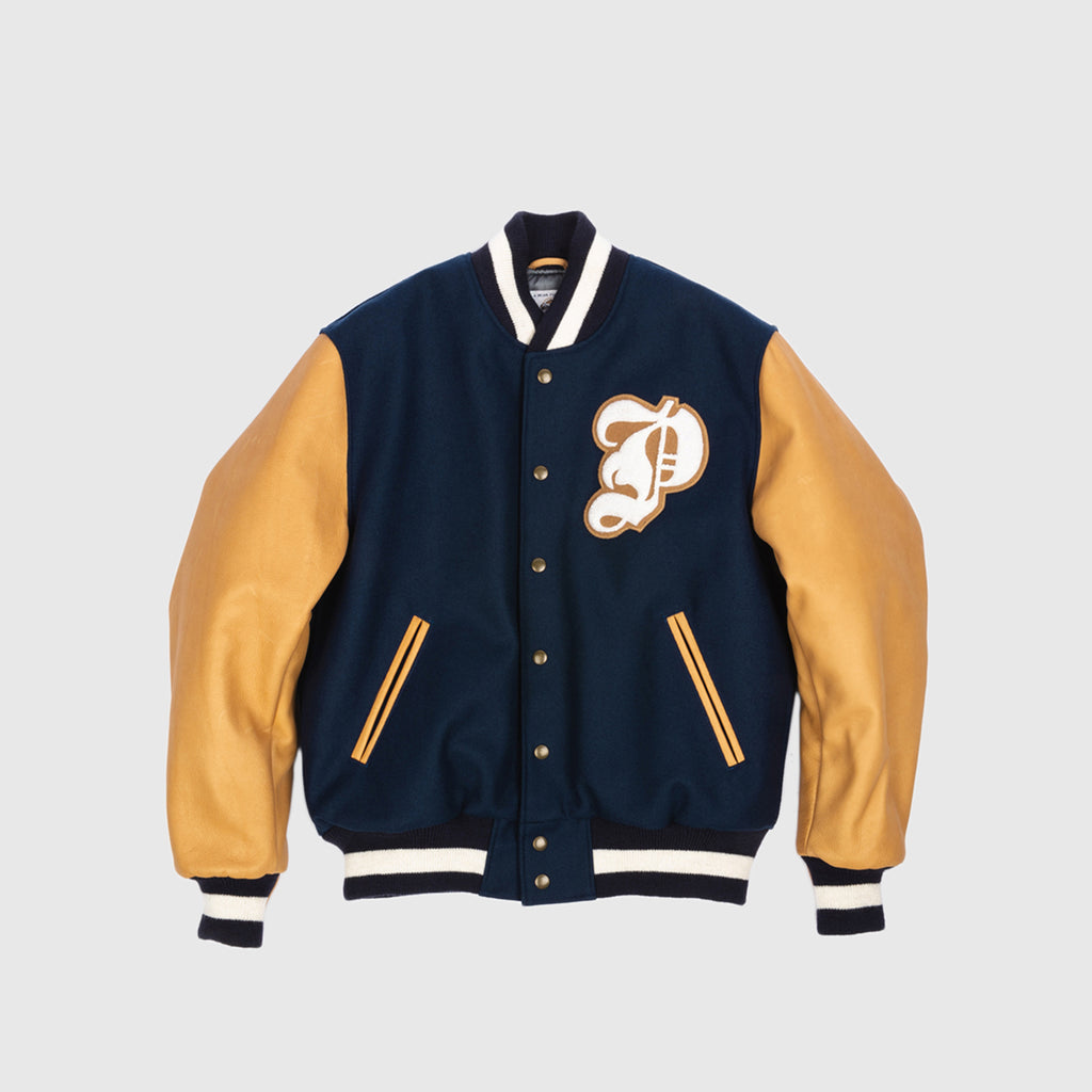 PACKER X GOLDEN BEAR CLASSIC VARSITY JACKET