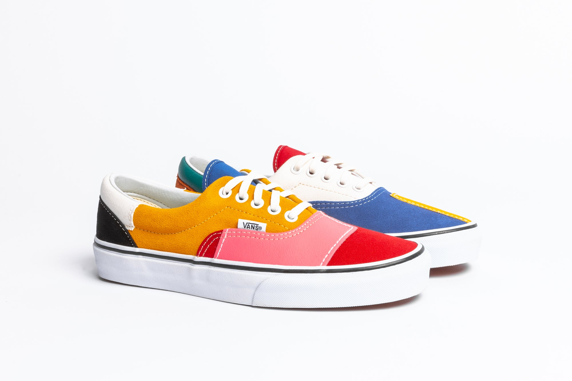 "VANS ERA ""PATCHWORK"""