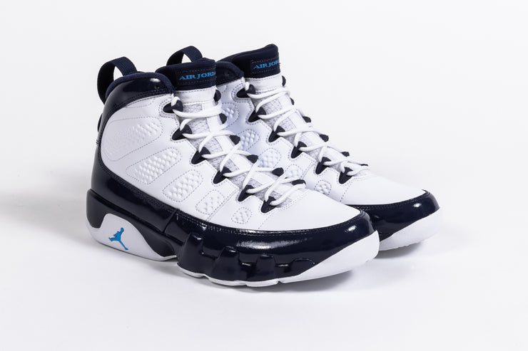 "AIR JORDAN 9 RETRO (GS) ""PEARL BLUE"""