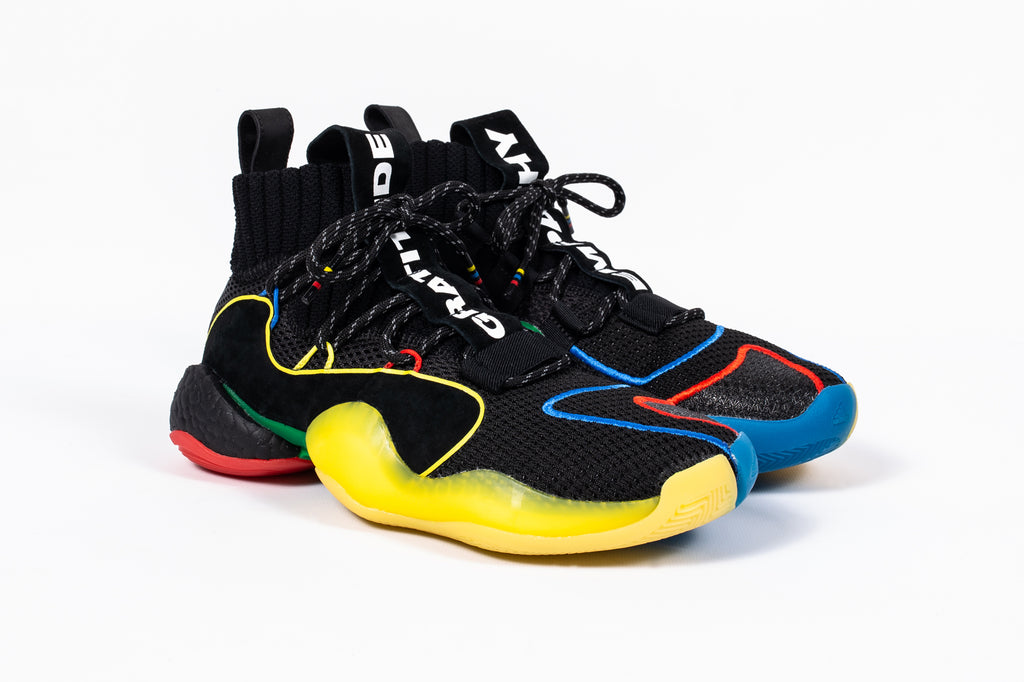"ADIDAS ORIGINALS CRAZY BYW LVL X PHARRELL WILLIAMS ""GRATITUDE + EMPATHY"""