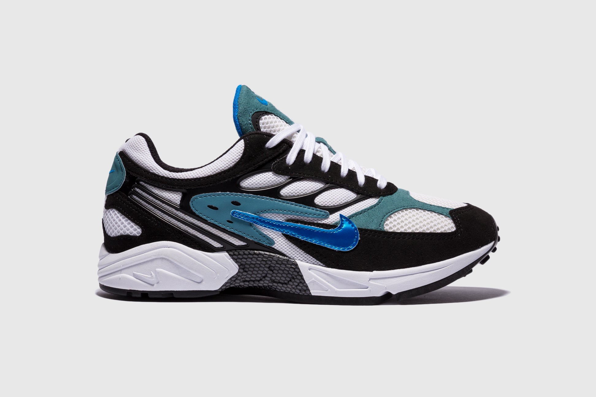 "NIKE AIR GHOST RACER ""PHOTO BLUE"""