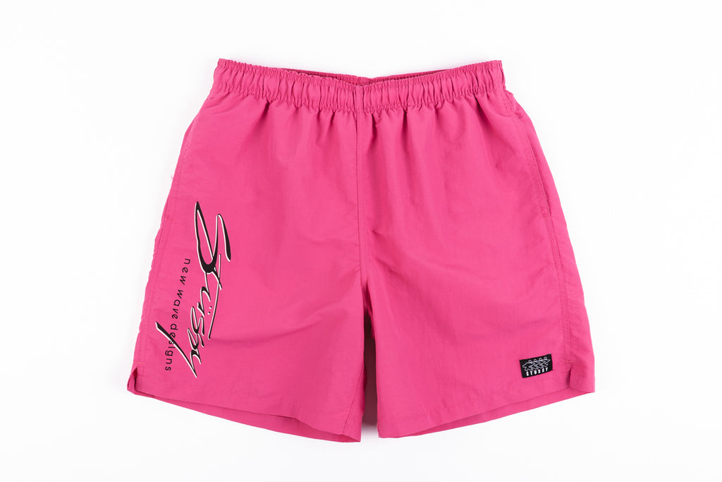 STUSSY NEW WAVE WATER SHORT