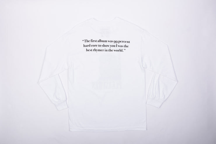 PLEASURES X BIG PUN BEWARE L/S T-SHIRT