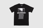 PLEASURES BLACK METAL S/S T-SHIRT