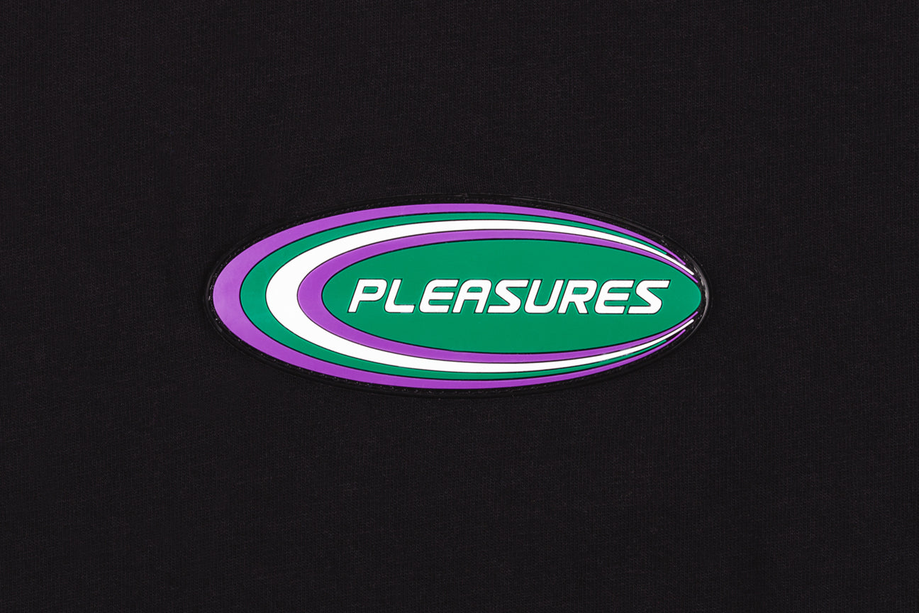 PLEASURES SKYLINE S/S T-SHIRT