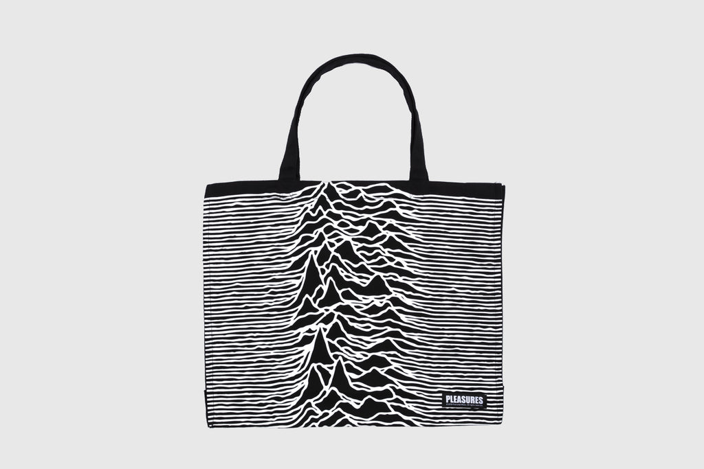 PLEASURES X JOY DIVISION WILDERNESS TOTE BAG