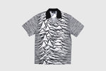 PLEASURES X JOY DIVISION WAVES S/S BUTTON UP