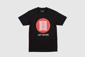 PLEASURES X JOY DIVISION GLOBAL S/S T-SHIRT