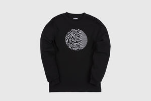 PLEASURES X JOY DIVISION LOST CONTROL L/S T-SHIRT
