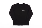 STUSSY POST MODERN ROOTS L/S T-SHIRT