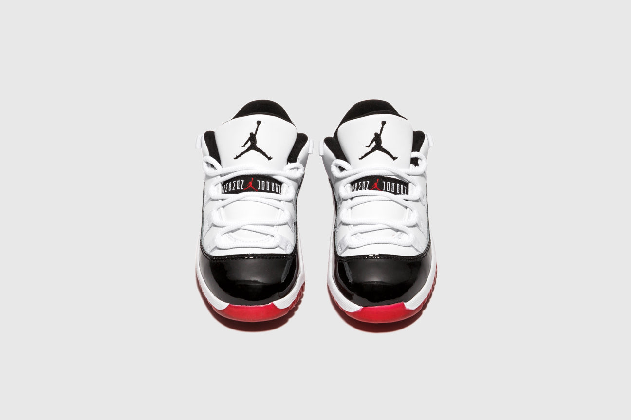 "AIR JORDAN 11 RETRO LOW (PS) ""CHICAGO"""