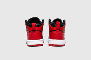 "AIR JORDAN 1 MID (PS) ""BRED"""