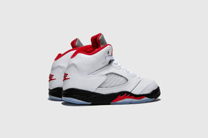"AIR JORDAN 5 RETRO (PS) ""FIRE RED"""