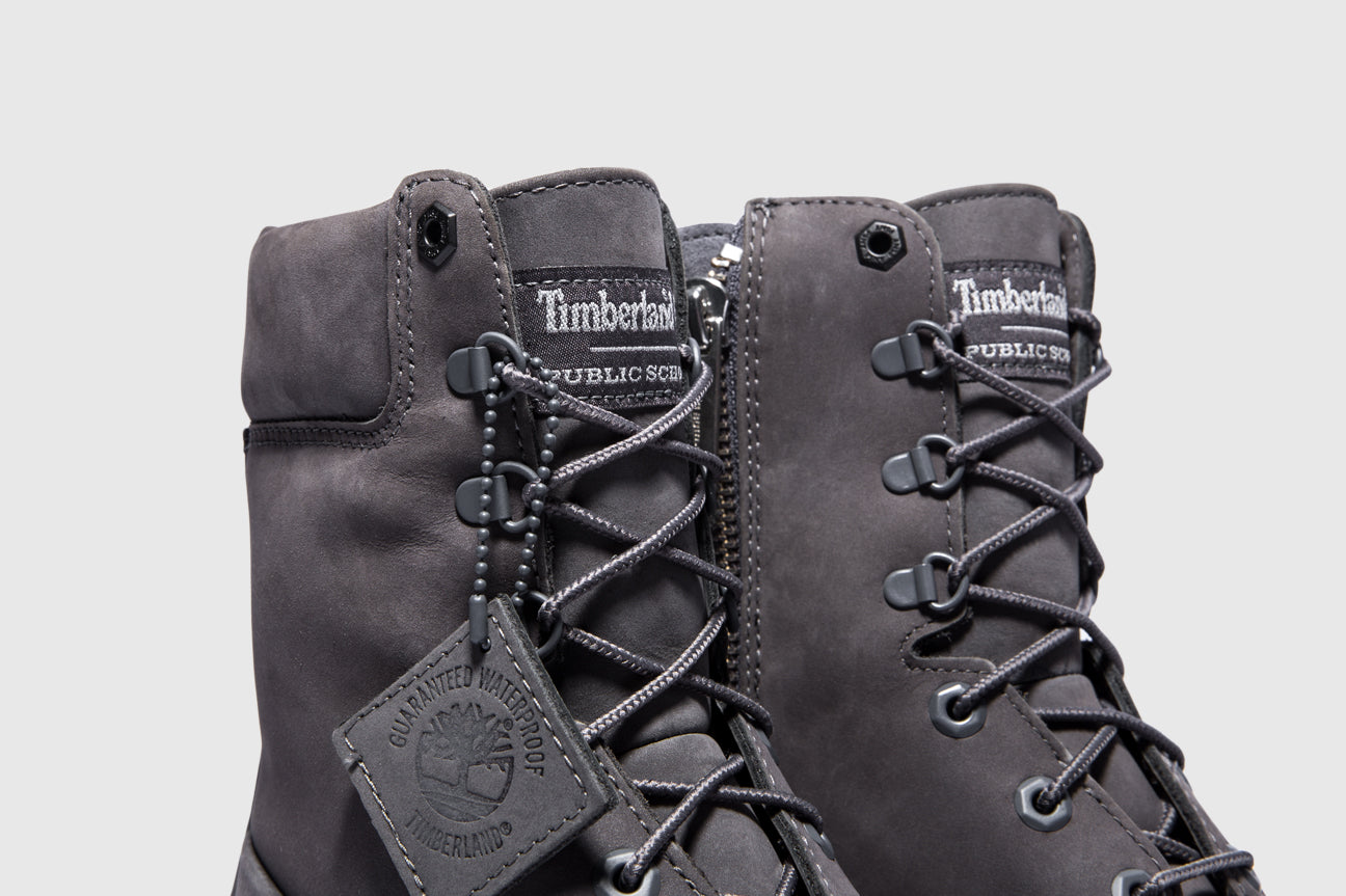 TIMBERLAND PRM 8'IN SIDE ZIP BOOT X PSNY