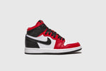 "AIR JORDAN 1 HIGH OG (PS) ""SATIN RED"""