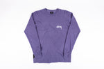 STUSSY 8 BALL STACK L/S T-SHIRT