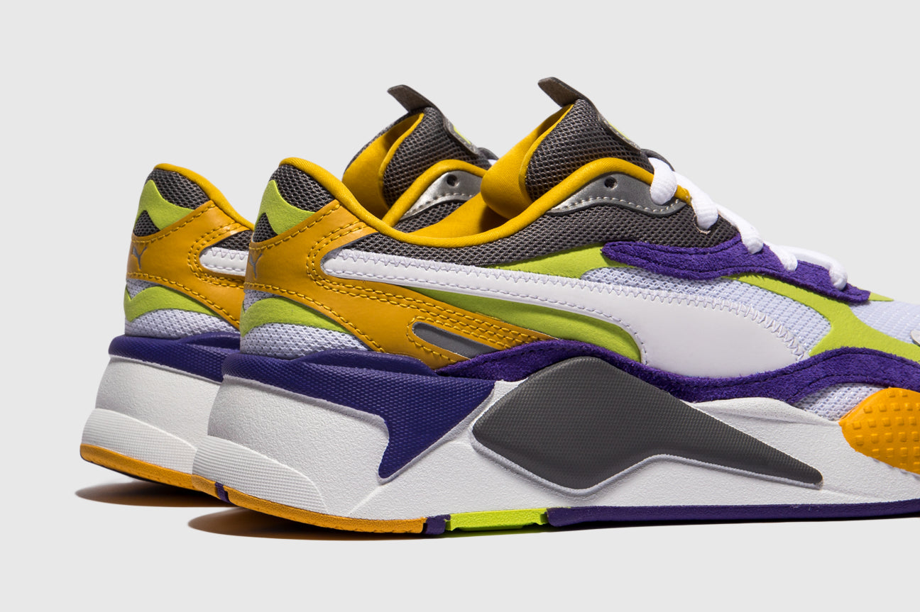 "PUMA RS-X LEVEL UP ""LIME PUNCH"""