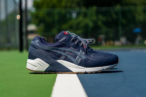"PACKER x ASICS GEL-SIGHT ""GAME SET MATCH"""
